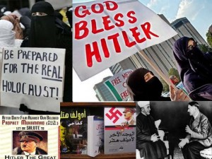 simularities between islam and nazis