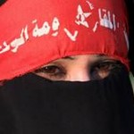 Arab terrorist