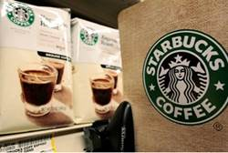 A Starbucks store in California