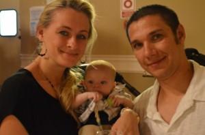 Anna and Alex Nikolayev