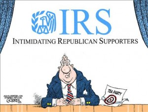 irs scandal
