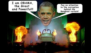 obama wizard of oz - benghazi
