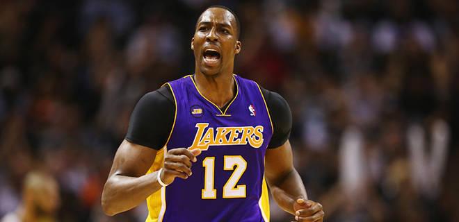 Dwight Howard - Lakers