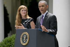 Susan Rice Said To Replace Donilon As Obama Security Adviser