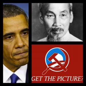 communist obama ho chi minh