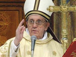 pope francis rome