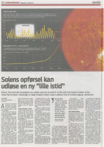 danish paper global cooling