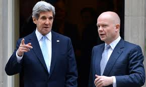 kerry and hague