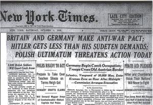 NY TIMES 1938