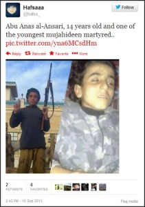Muslim martyr
