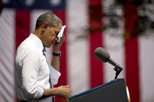 President Obama speaks on Climate Change in Washington, D.C.