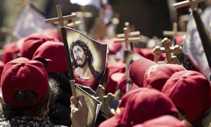 Egyptian Copts are the largest community of Christians left in the Middle East