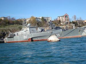 Navy Black sea