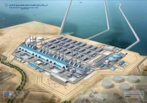 desalination clean water