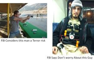 FBI Terror Risk