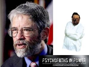 John Holdren Psycho