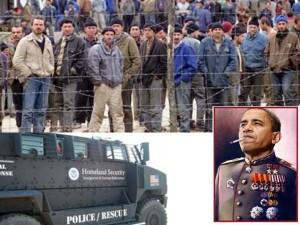 Obama gulag camps