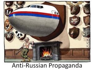 Anti-Putin Propaganda