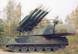 Buk Missiles Boeing 777