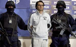 Vicente Carrillo Leyva: Top drug cartel leader arrested.