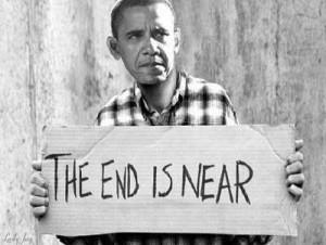 obama global warming end