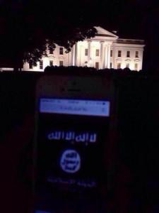 ISIS whitehouse