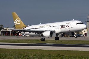 Missing Lybian Jetliners