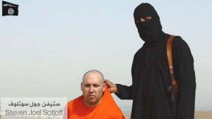 Steven Sotloff beheaded