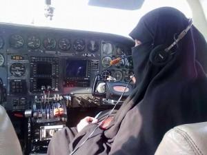 Terrorist hijacker