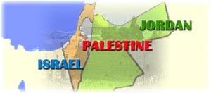 Israeli-jordanian-palestinian