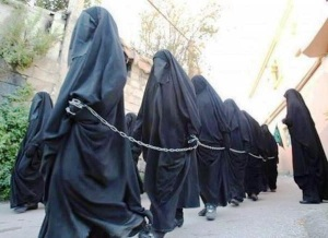 ISIS slave girls