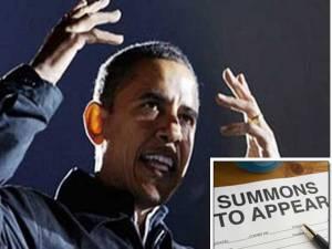 Obama SUED