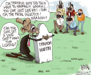 Obama race wars