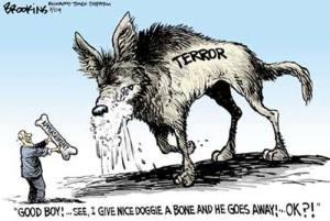 Terrorist appeasement