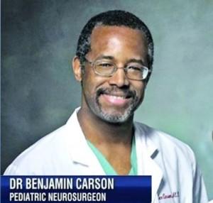 Dr Benjamin Carson Republican