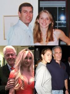 Epstein pedophile scandle