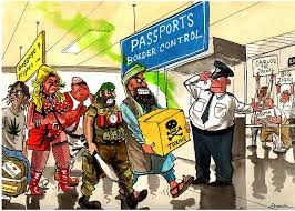 Muslim immigration control