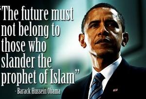 Obama terror apologist