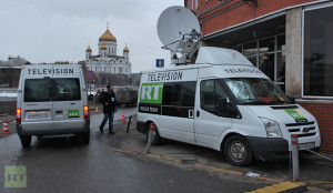 RT news Russia