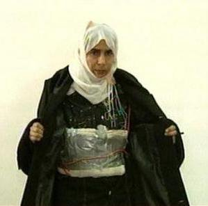 Sajida Mubarak Atrous al-Rishawi is a failed suicide bomber. The Jordanian Government said she will be executed at dawn tomorrow.