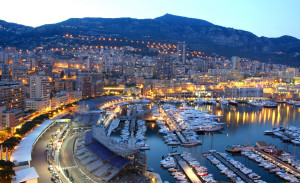 Monaco, Between France and Italy