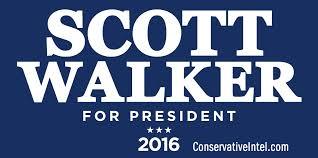 Scott Walker For President