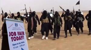 Terrorist job fair