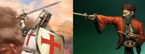 the crusades justified essay The crusades were a justified war waged against muslim terror and  it would  take a long essay to explain why western intellectuals have.