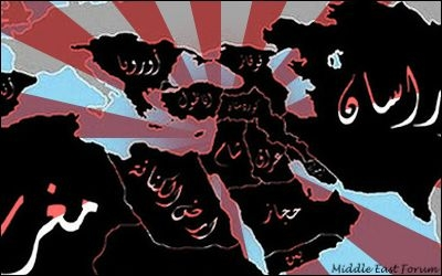 ISIS (ISIL) Desired Territory