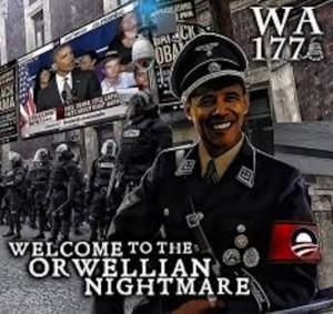 Obama military police