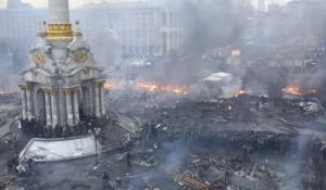 Ukraine bombed