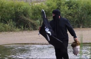 isis crossing boarder