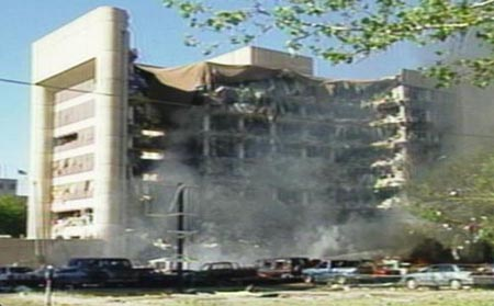 oklahoma city bombing analysis The oklahoma city bombing: a look back fifteen years ago, on april 19, 168 people were killed when a truck bomb exploded outside the alfred p murrah federal building.