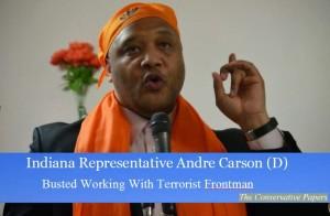 Andre Carson Muslim Terrorist